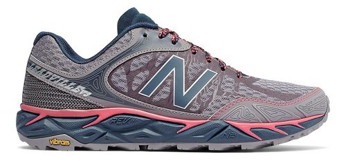 Womens New Balance Leadville v3 Trail Running Shoe - Plum/Pink 12