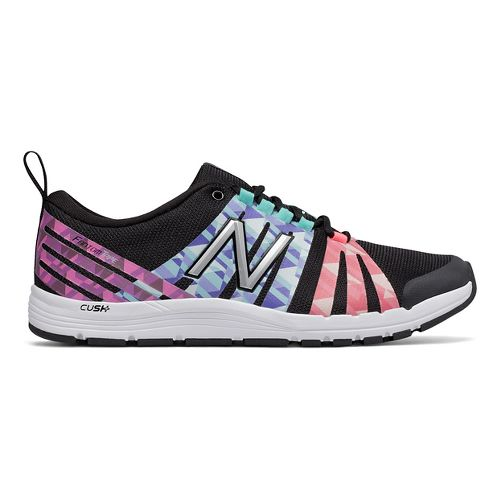 Womens New Balance 811 Cross Training Shoe - Black/Multi 8