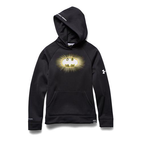 Kids Under Armour�Alter Ego Batman Glow-In-The-Dark Storm Hoody