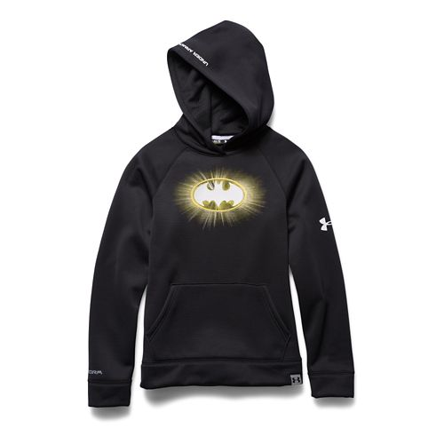 Kids Under Armour�Alter Ego Batman Glow-In-The-Dark Storm Hoody