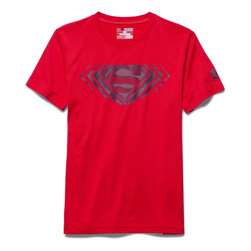 Kids Under Armour�Alter Ego Superman Reflective T