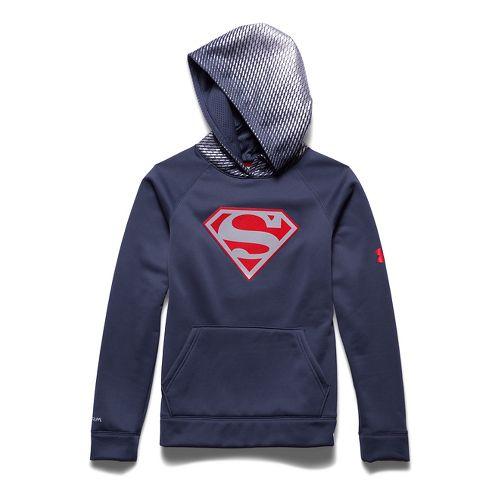 Children's Under Armour�Alter Ego Superman Reflective Storm Hoody