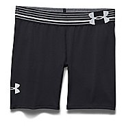 "Kids Under Armour HeatGear 5"" Solid Unlined Shorts"