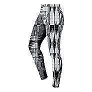 Womens ASICS Printed Tights & Leggings Pants