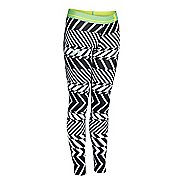 Kids Under Armour HeatGear Printed Legging Full Length Tights