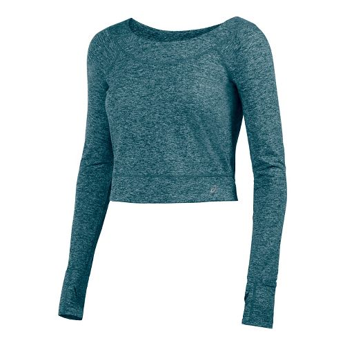 Women's ASICS�ASX Lux Boat Neck Long Sleeve