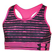 Kids Under Armour HeatGear Printed Sports  Bras