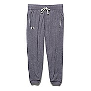 Kids Under Armour Charged Cotton Tri-Blend Cuff Capri Pants