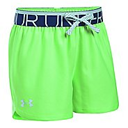 Under Armour Girls Play Up Unlined Shorts