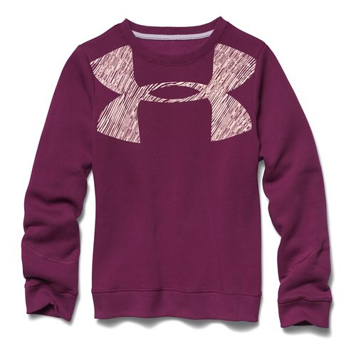 Children's Under Armour�Charged Cotton Crew