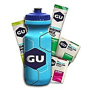 GU Hydration Sampler Kit Gels Nutrition