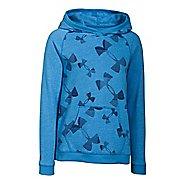 Kids Under Armour Kaleidelogo Hoody Outerwear Jackets