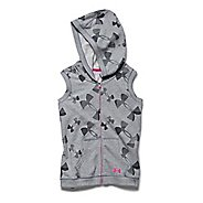 Kids Under Armour Kaleidelogo Full-Zip Outerwear Vests