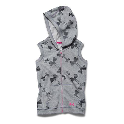 Kids Under Armour�Kaleidelogo Full-Zip Vest