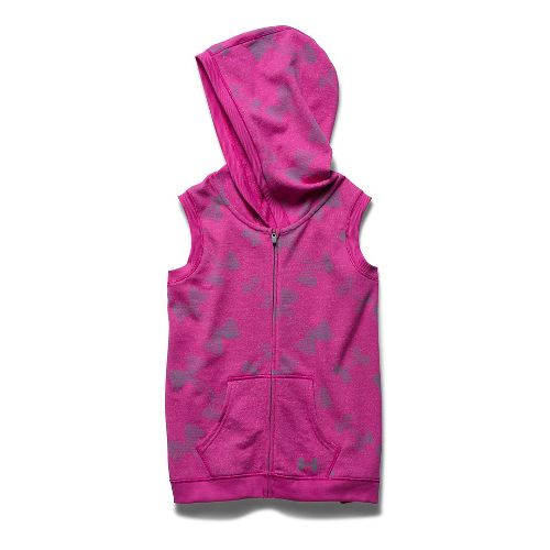 Kids Under Armour�Kaleidelogo Full-Zip Vest