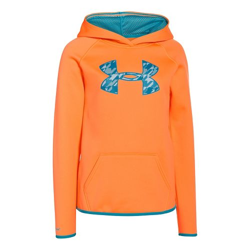 Children's Under Armour�Armour Fleece Big Logo Hoody