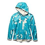 Kids Under Armour Fleece Printed Big Logo Hoodie & Sweatshirts Technical Tops