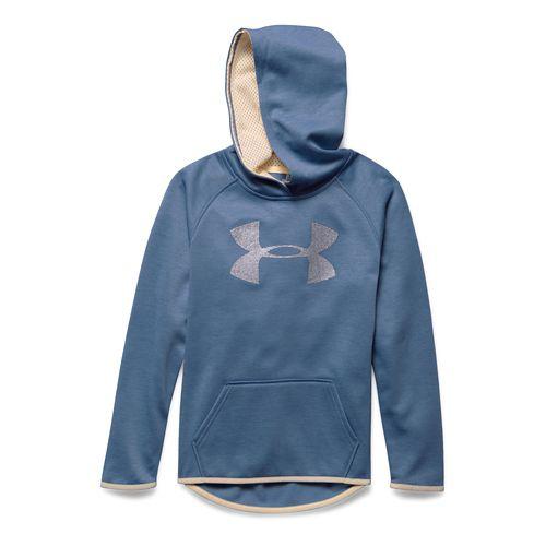 Children's Under Armour�Armour Fleece Printed Big Logo Hoody