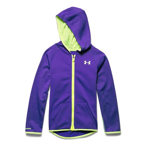 Kids Under Armour�Storm Armour Fleece Full-Zip Hoody