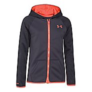 Kids Under Armour Storm Armour Fleece Full-Zip Hoody Outerwear Jackets