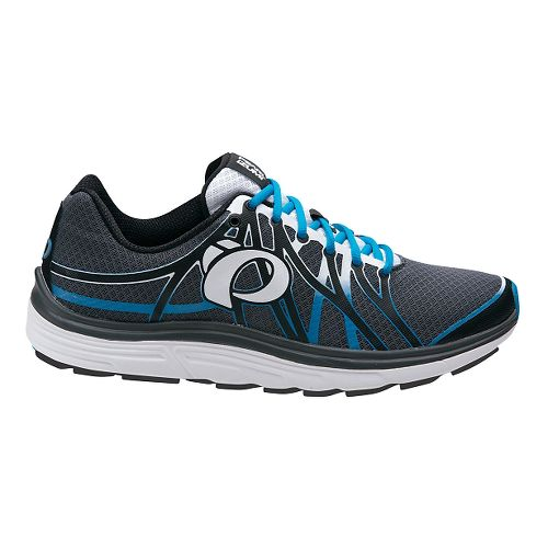 Mens Pearl Izumi EM Road N 3 Running Shoe - Shadow Grey/Blue 11.5