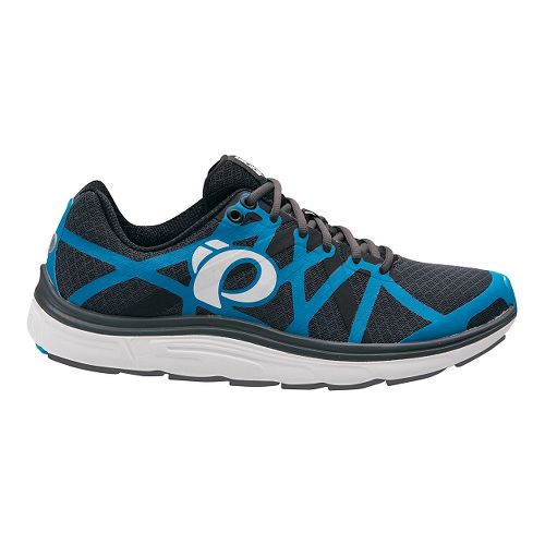 Mens Pearl Izumi EM Road H 3 V2 Running Shoe - Shadow Grey/Blue 9