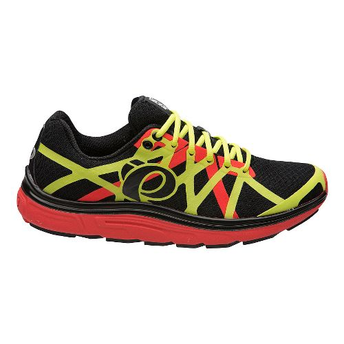 Mens Pearl Izumi EM Road H 3 V2 Running Shoe - Black Grenadine 9.5