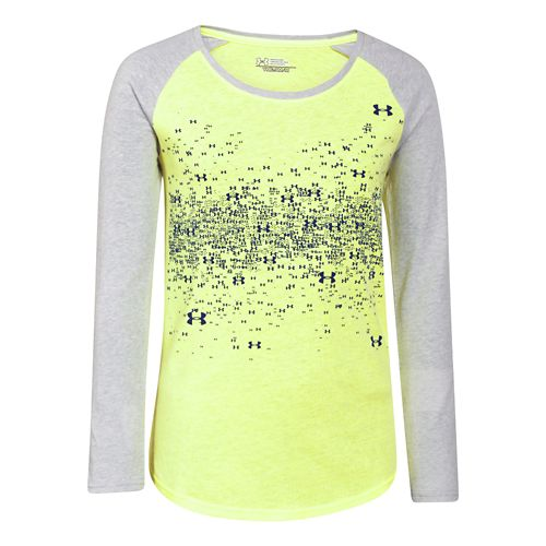 Kids Under Armour�Constellation Longsleeve Raglan