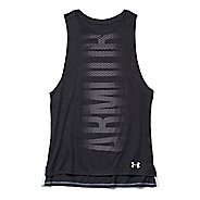 Kids Under Armour Gen Selfie Tank Technical Tops