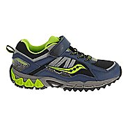 Kids Saucony Excursion Alternative Closure Running Shoe