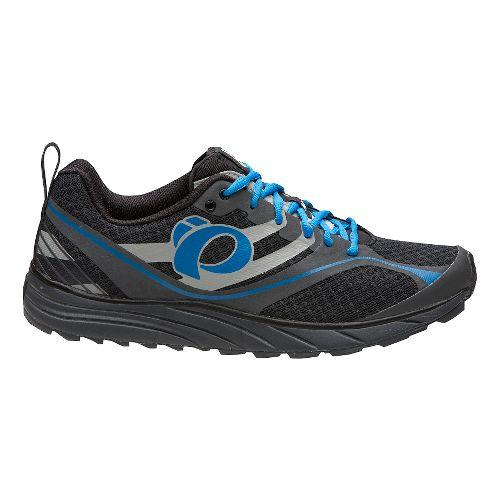 Mens Pearl Izumi EM Trail M 2 V2 Trail Running Shoe - Black/Shadow Grey 8.5 ...