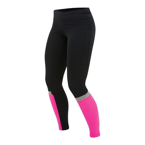 Womens Pearl Izumi Fly Thermal Full Length Tights - Black S