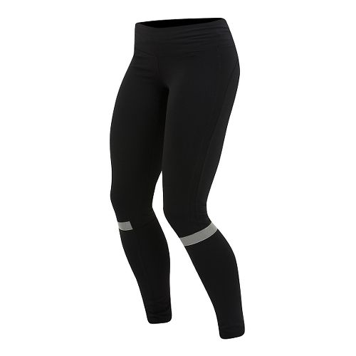 Womens Pearl Izumi Fly Tights - Black/Yellow L