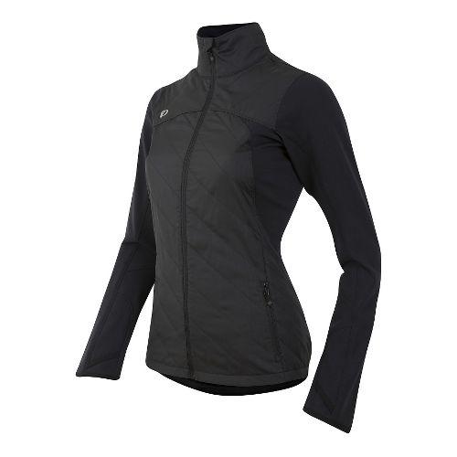 Womens Pearl Izumi Flash Insulator Running Jackets - Black M