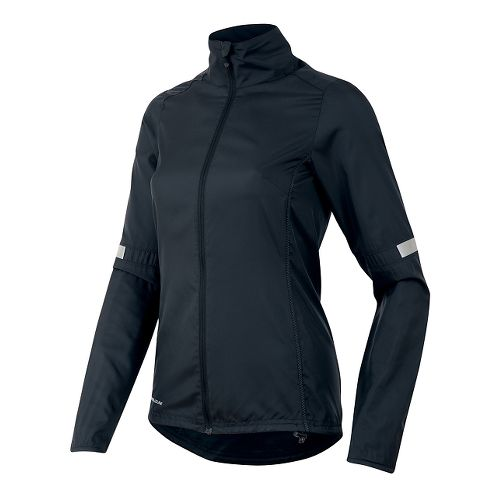 Womens Pearl Izumi Fly Running Jackets - Black XS