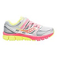 Kids Saucony Zealot Alternative Closure Running Shoe