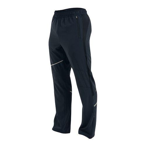 Mens Pearl Izumi Flash Run Full Length Pants - Black XL