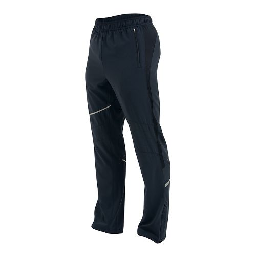 Mens Pearl Izumi Flash Run Full Length Pants - Black XL