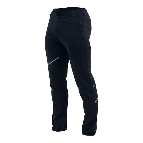Mens Pearl Izumi Fly Run Full Length Pants - Black L