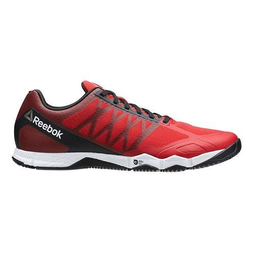 Mens Reebok CrossFit Speed TR Cross Training Shoe - Red/Black 10.5