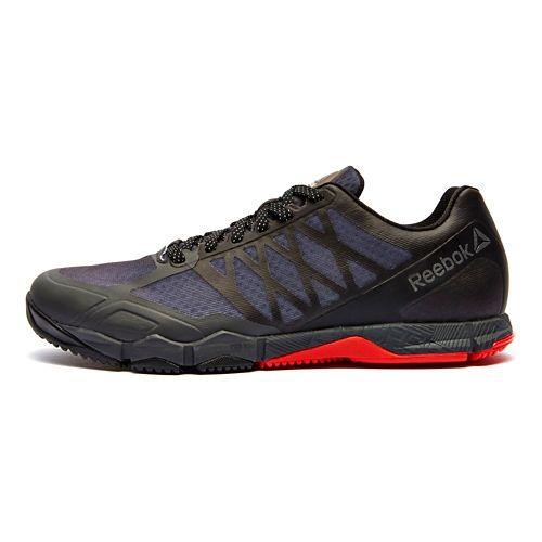 Womens Reebok CrossFit Speed TR Cross Training Shoe - Black/Red 7.5