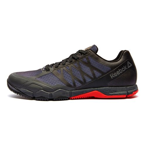Womens Reebok CrossFit Speed TR Cross Training Shoe - Black/Red 8
