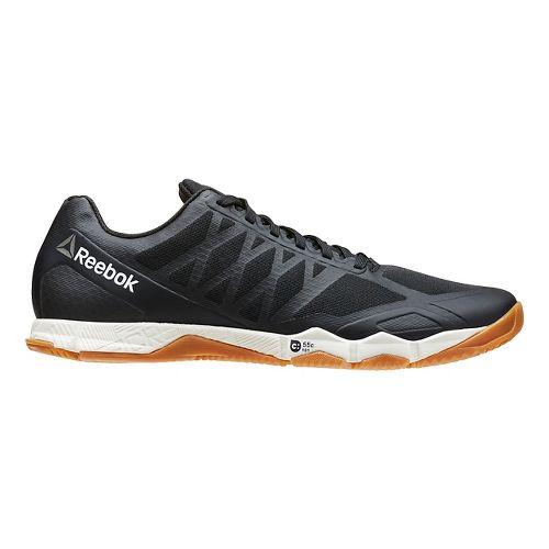 Womens Reebok CrossFit Speed TR Cross Training Shoe - Black/Grey 7