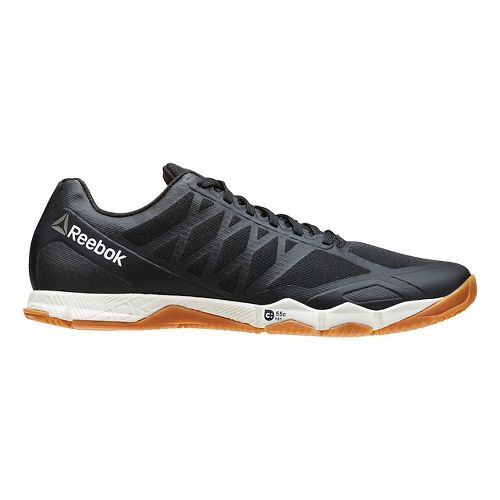 Womens Reebok CrossFit Speed TR Cross Training Shoe - Black/Grey 8.5