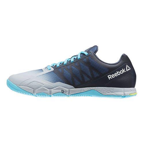 Womens Reebok CrossFit Speed TR Cross Training Shoe - Grey/Yellow 8.5