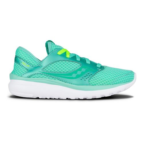 Womens Saucony Kineta Relay Casual Shoe - Mint/Teal 7.5