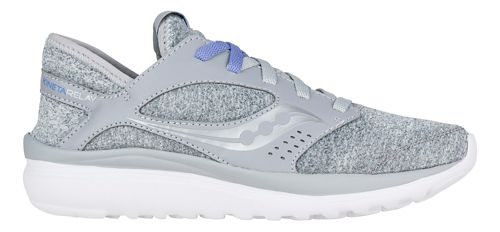 Womens Saucony Kineta Relay Casual Shoe - Heather 12