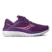 Womens Saucony Kineta Relay Casual Shoe - Purple/Pink 5