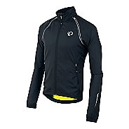 Mens Pearl Izumi Elite Barrier Convertible Lightweight Jackets