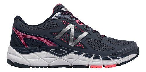 Womens New Balance 840v3 Running Shoe - Thunder/Galaxy 10